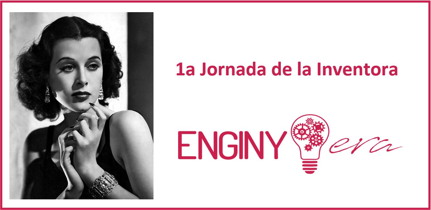 Avui 9 de novembre és el Dia de l'Inventor i a ENGINY-era el celebrem organitzant la 1a Jornada de la Inventora