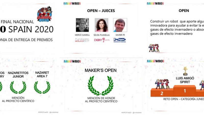 ENGINY-era ha participado como Jurado en la compertición WORLD ROBOT OLYMPIAD (WRO) SPAIN