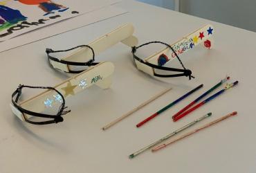 Gina y Aniol también nos envian la foto de sus ballestas y flechas que son una passada!