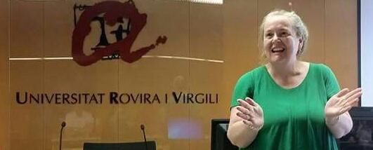 Confirmada la col.laboració amb la URV per millorar l'aprenentatge de l'anglès