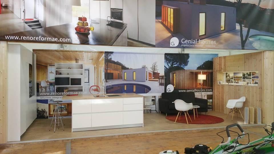 Genial Houses a la Fira de Mostres de Girona 2016!
