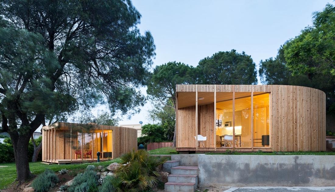 Un camping de la costa brava tiene dos Genial House Oh