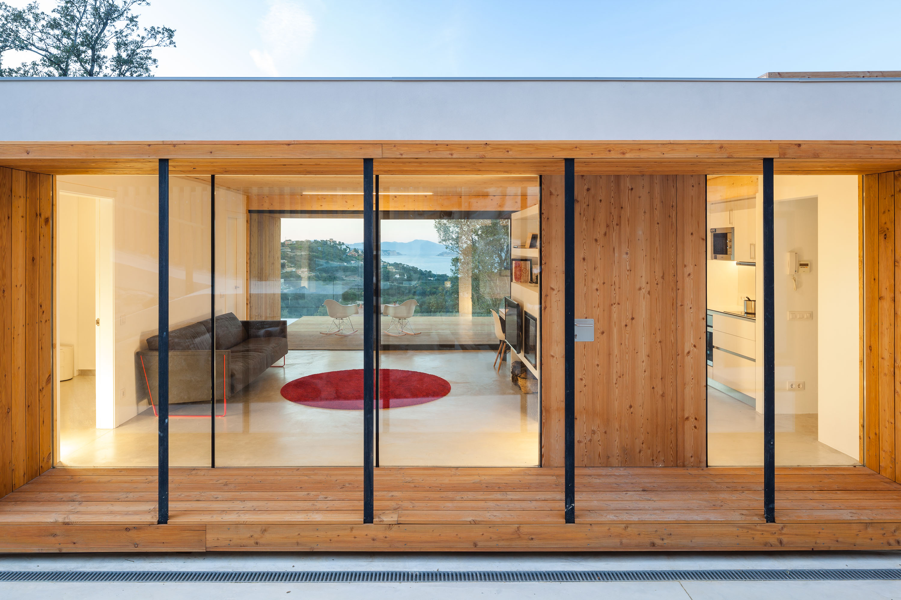Más fotos de la Genial House H de Begur