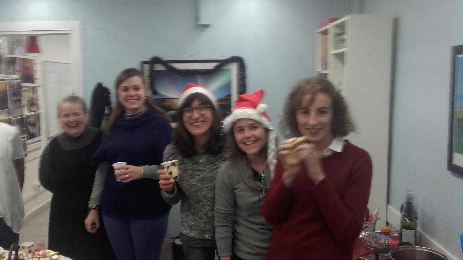 Fotos de la festa de nadal!