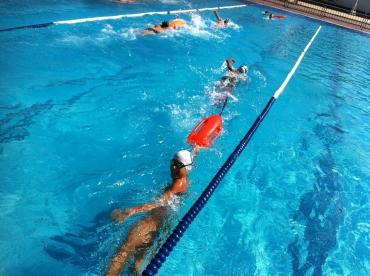 Activitats per nens/es: Campus socorrisme aquàtic