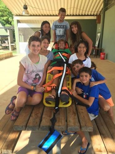 Activitats per nens/es: Campus socorrisme