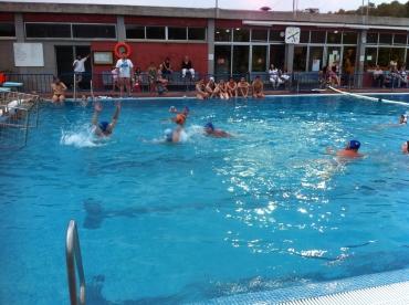 Activitats aquàtiques: Waterpolo
