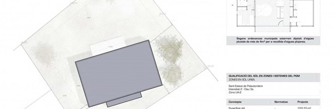"""El model """"H130"""" de Genial Houses estarà construit en breu a Palautordera"""