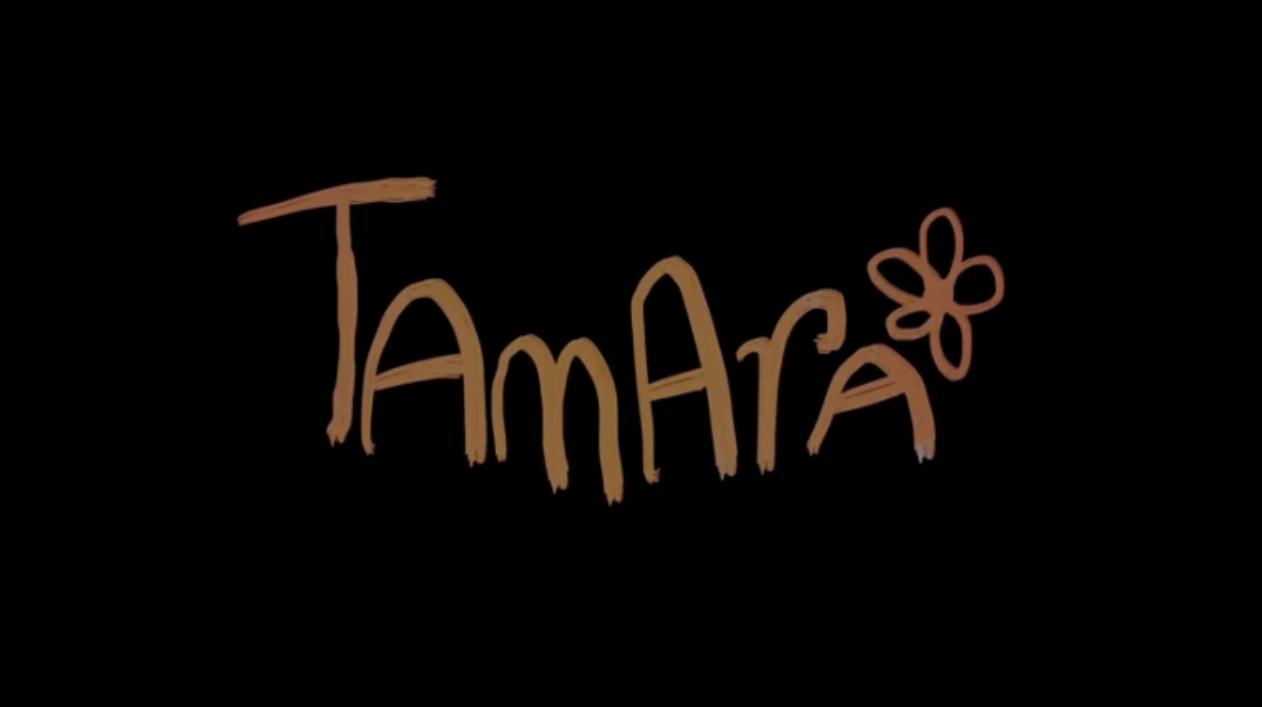 """""""Tamara - The Dancing Ballerina"""" digital story"""