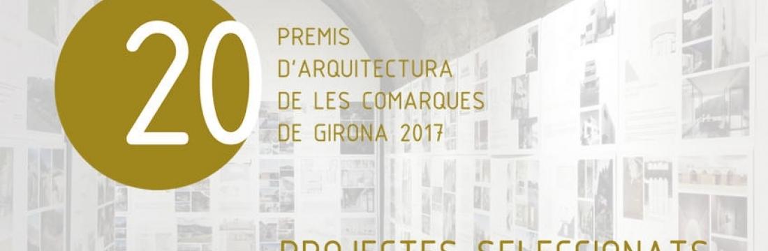 El Modelo H y el Modelo Oh finalistas en los Premios de Arquitectura Gerona 2017