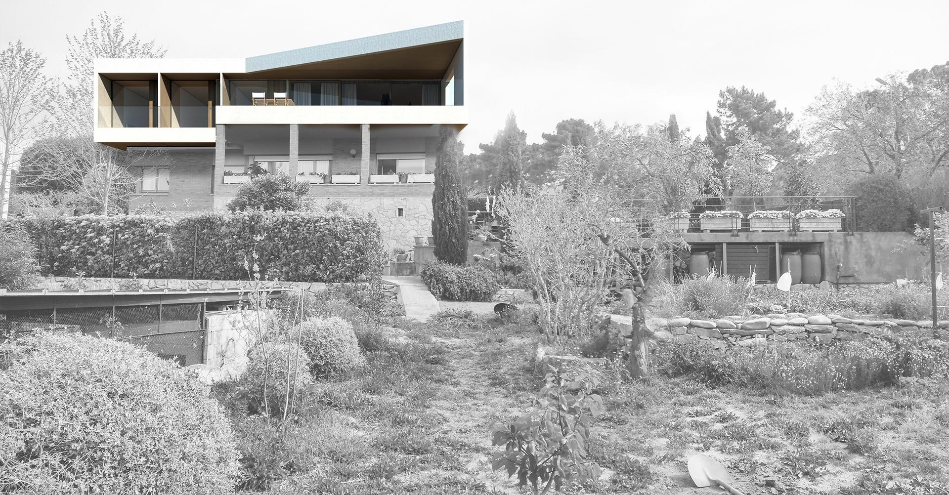 Genial Houses hará una ampliación de casa en Gerona