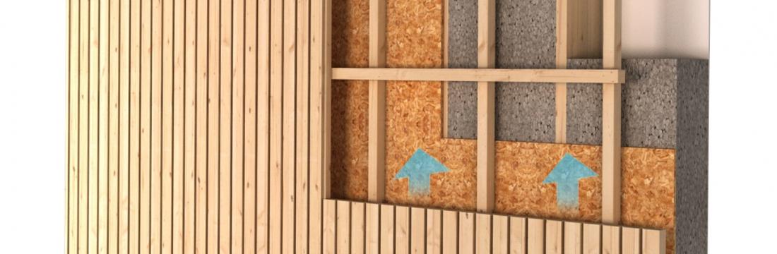 ¿Por qué hacemos casas de madera y no de acero? Porque aíslan más del frío o calor, te permiten ahorrar más en calefacción, aire acondicionado ... y son más ecológicas!