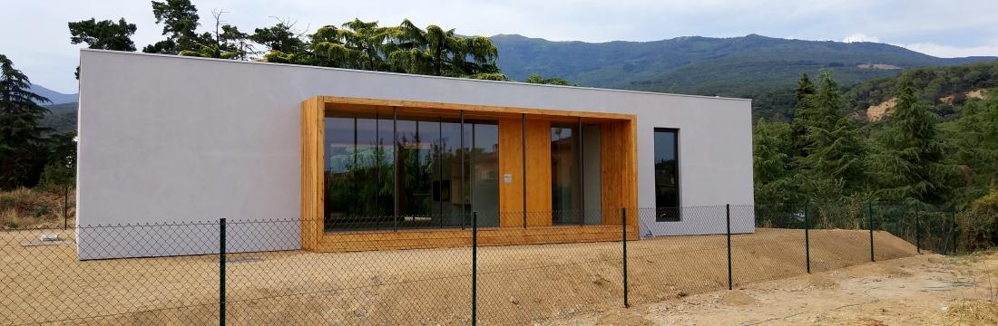 "Ja està acabada genial houses model ""H"" a Palautordera"