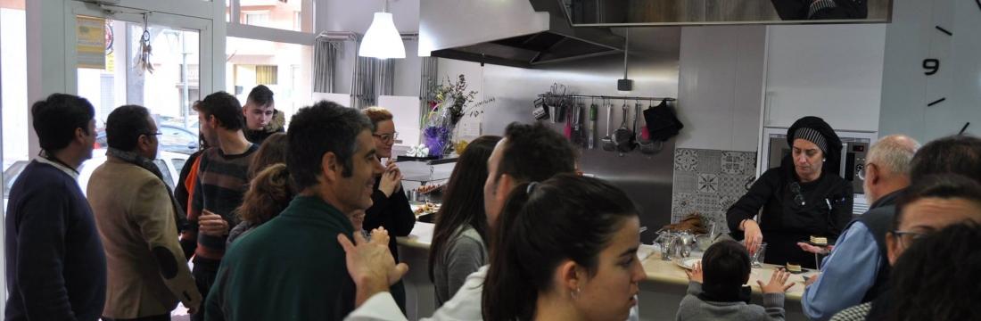 Fotos de tallers de cuina
