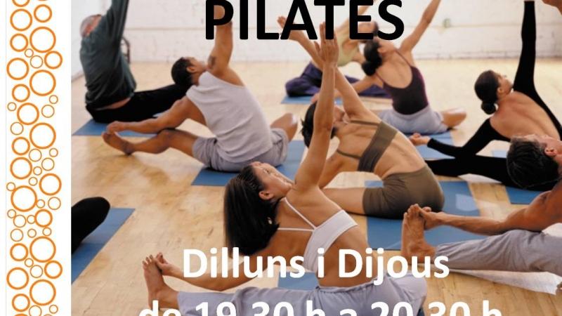 T'apuntes a #pilates?