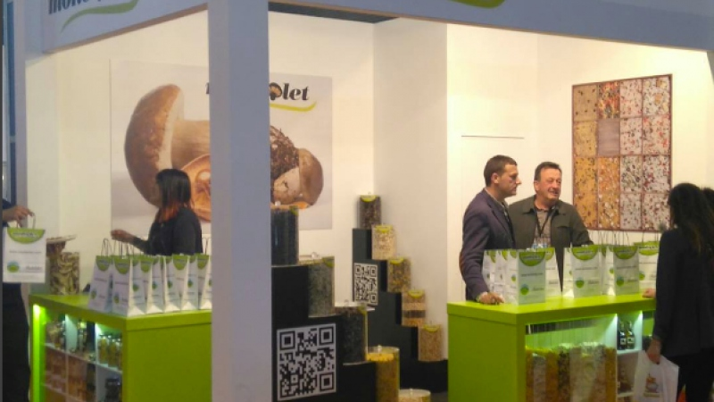 Monbolet participa en el Salón Internacional de l'Alimentación y Bebidas: Alimentaria