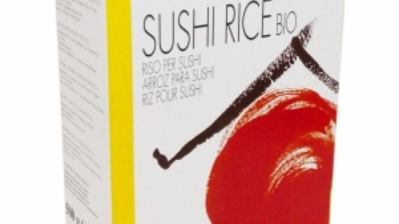 Sushi arròs  bio LA FINESTRA