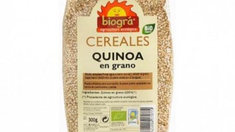 Quinoa bio BIOGRA