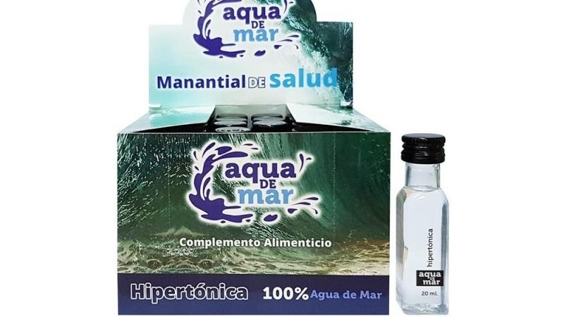 Aigua de mar per cuinar AQUA DE MAR