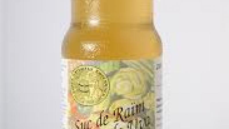 Suc de raïm blanc eco CAL VALLS