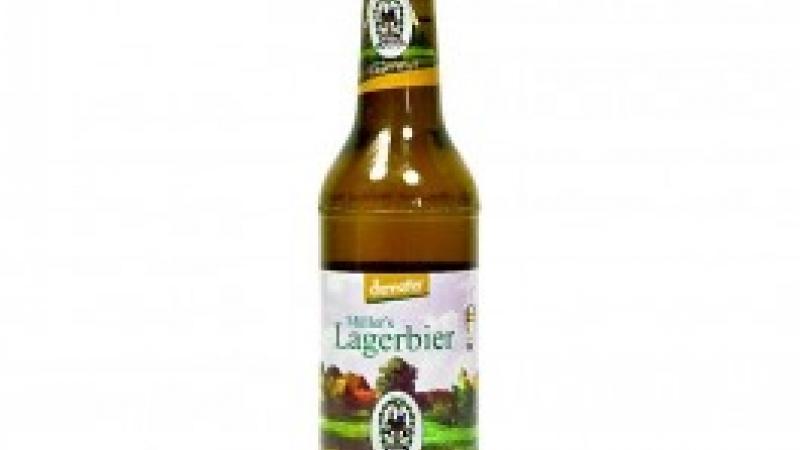 Cervesa Muller's Lagerbier Demeter LA FINESTRA