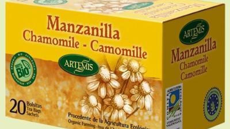 Camamilla  bio ARTEMIS