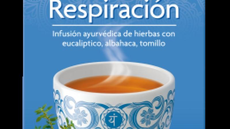 infusió bio Respiració YOGI-TEA