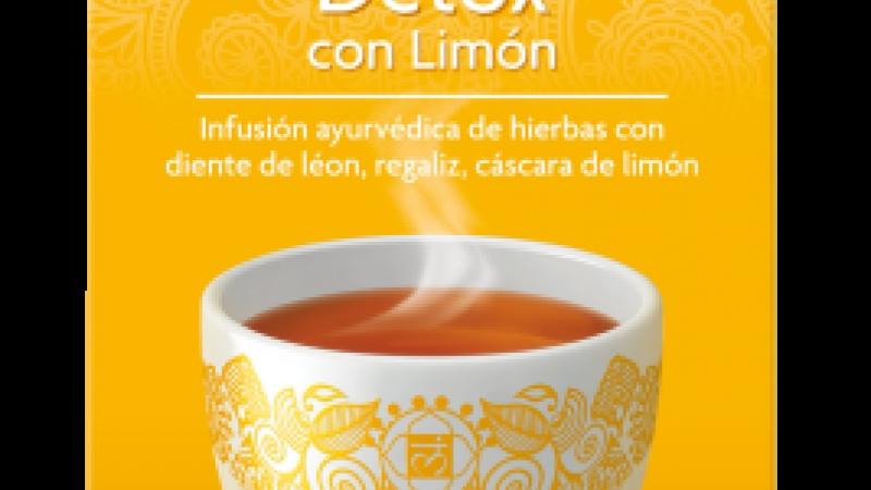 Te bio  detox-limon YOGI-TEA