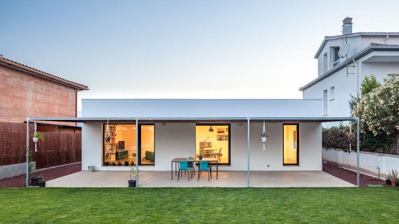 Genial Houses - model Cube (Fontcoberta)