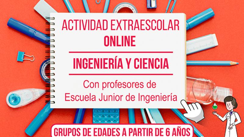 Nous grups per GENER: EXTRAESCOLAR ENGINYERIA & CIÈNCIA