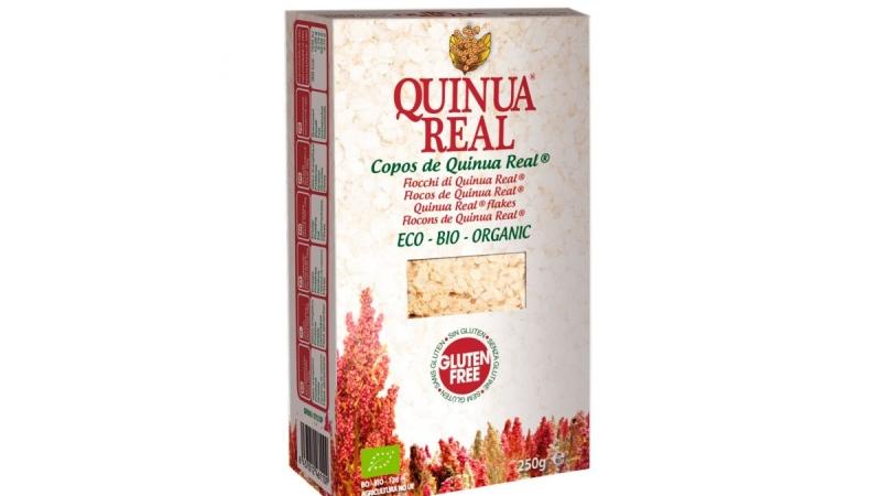 Flocs de quinoa real bio  QUINUA REAL