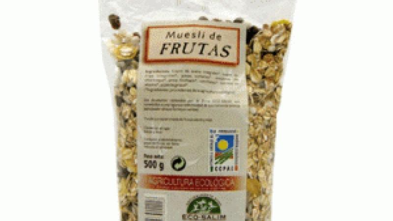 Muesli fruites eco INT-SALIM