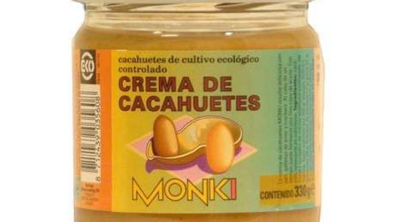 Crema de cacauets MONKI