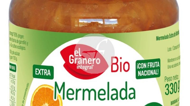 Melmelada de taronja amarga EL GRANERO INTEGRAL