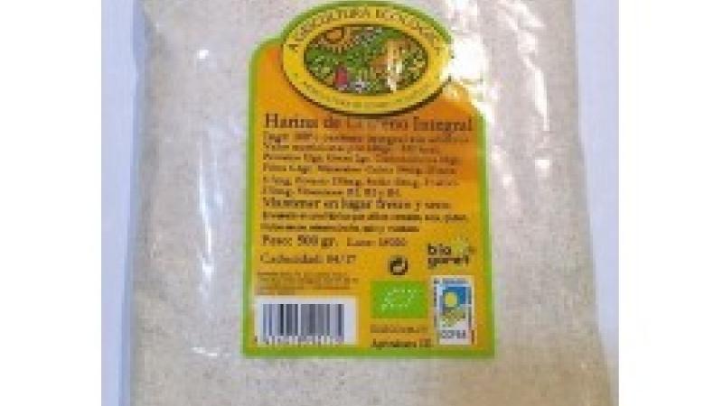 Farina d'arròs integral BIO GORET