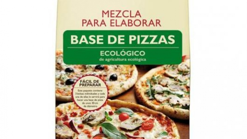 Barreja de base per a pizza bio  BIOGRÀ