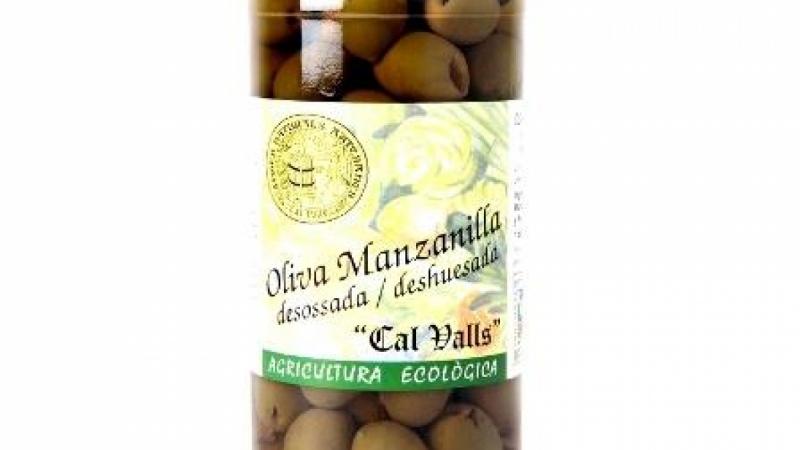 Olives camamilla bio sense os CAL VALLS