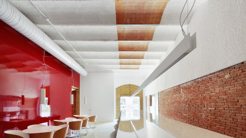 Interiors per Vinomi (Girona)