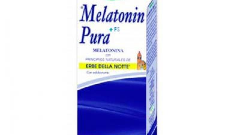 Melatonina  hierbas en gotes TREPAT-DIET