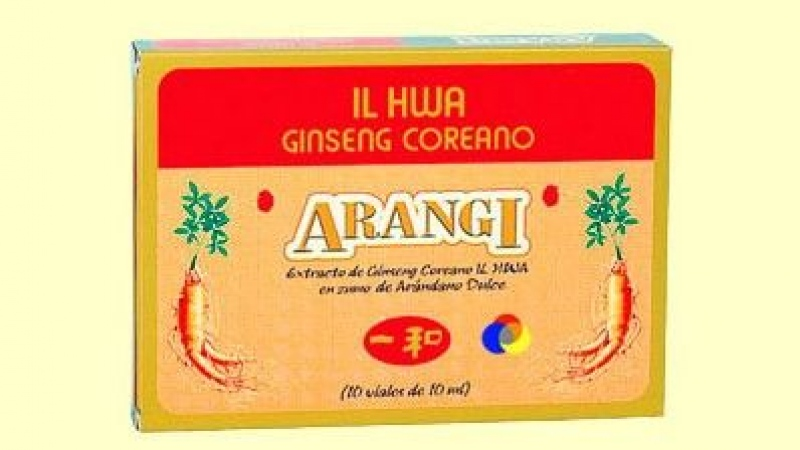Arangi il HWA Ginseng coreà TONG-IL