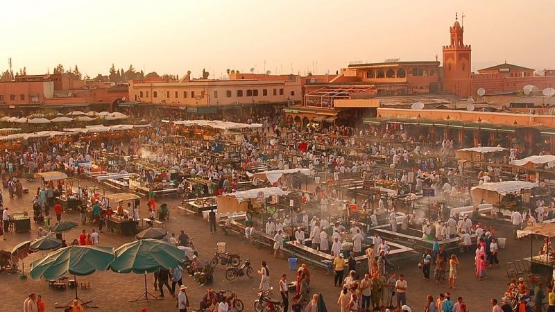 Marrakech – Merzouga – Marrakech