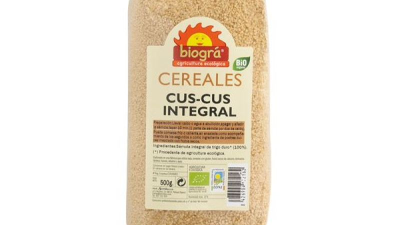 Cous-Cous integral bio BIOGRA