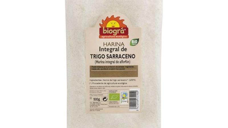 farina integral de blat sarraí bio BIOGRA