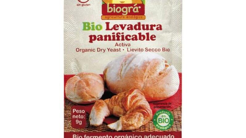 llevadura panificable bio s/g BIOGRA