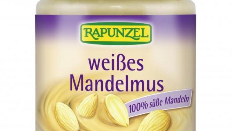 Crema d'Ametlles Blanques bio  Rapunzel