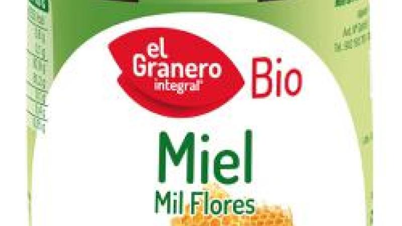 Mel d'eucaliptus Bio GRANERO INTEGRAL