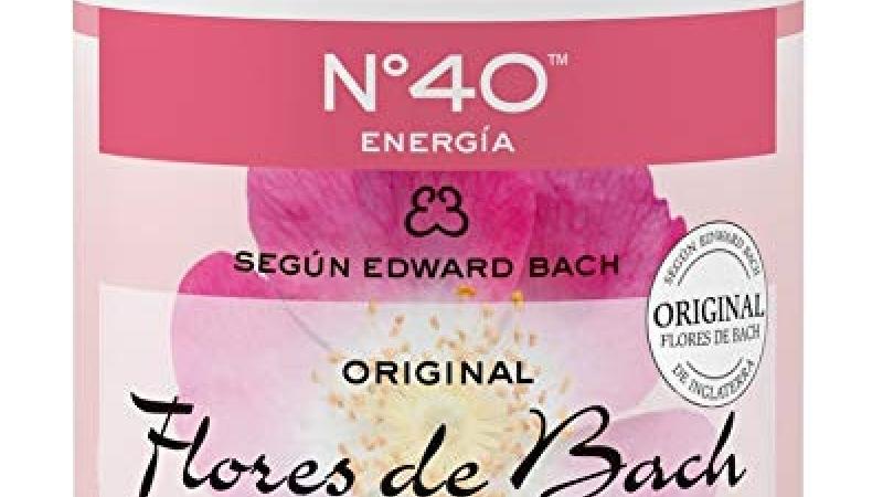 Xicles Flors de Bach 40 energia