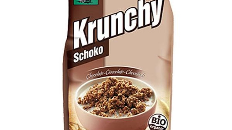 Muesli Krunchy Chocolate original BARNHOUSE